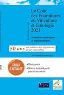 """Couverture publication """"Le coût des fournitures"""" 2021"""